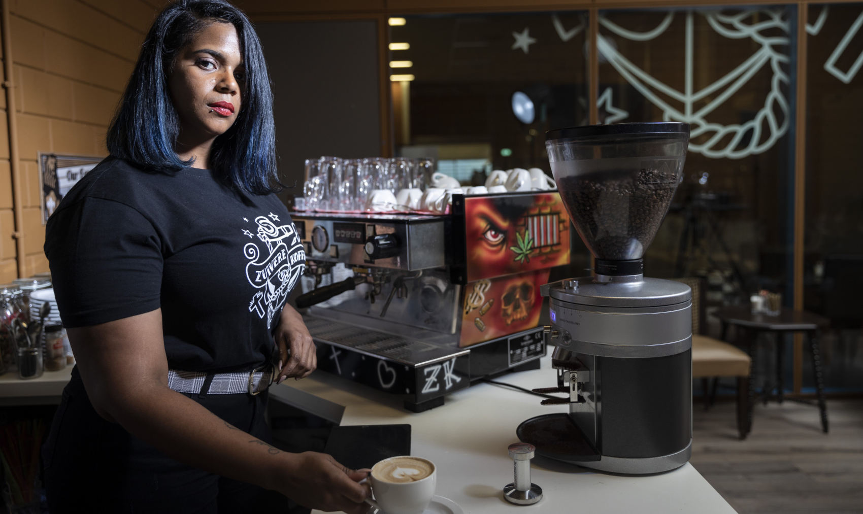 Koffiebranderij Zuivere Koffie